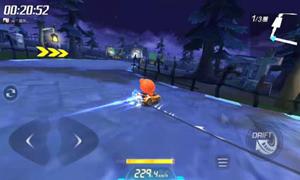 跑跑卡丁车手游撞见玩家掉落悬崖5次任务攻略