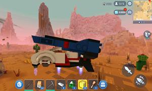乐高无限悬浮车车身合成配方公式