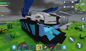 乐高无限悬浮车引擎合成配方公式