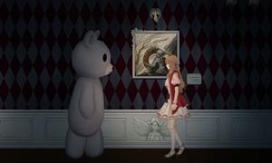 人偶馆绮幻夜走廊白熊追逐战过关攻略