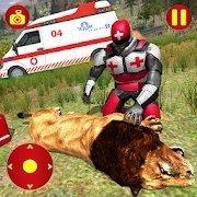 医生机器人动物救援