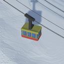 高山滑雪模擬器