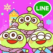 LINE Pixar Tower手游