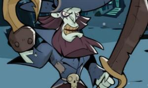 月圆之夜幽灵船长卡牌对话玩法攻略