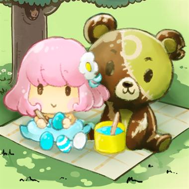 森林保卫战游戏