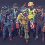 僵尸杀消灭者游戏