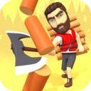 伐木工人奔跑游戏