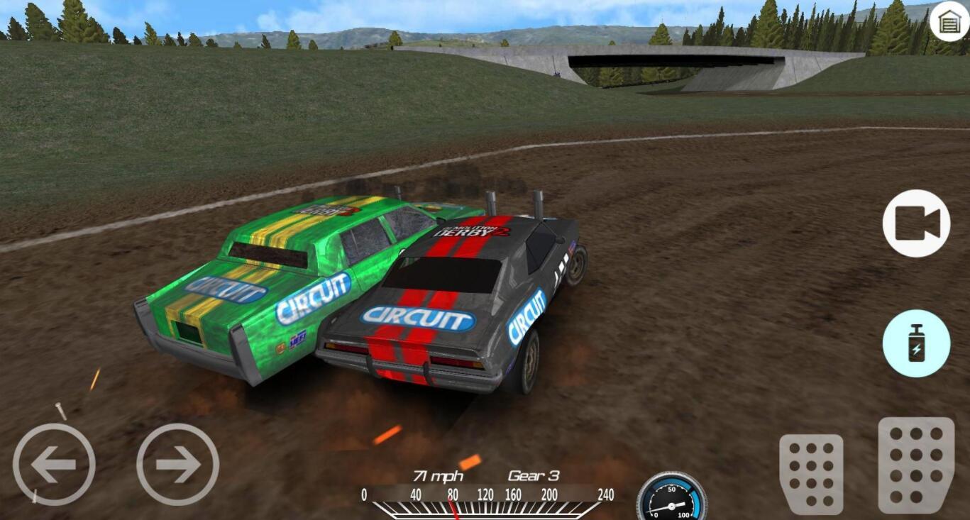 碰撞大赛2