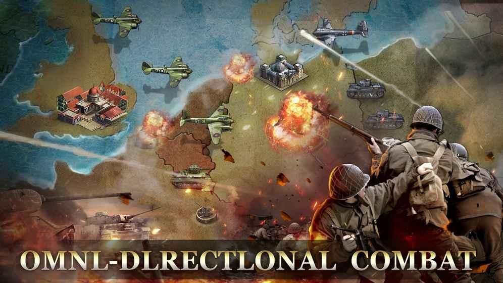 二战名将:战略指挥官