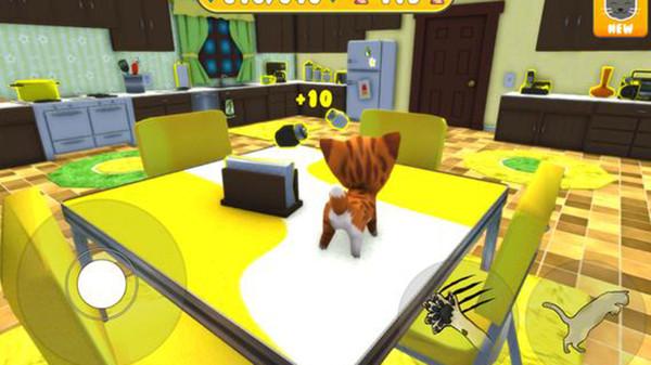猫模拟器独自在家