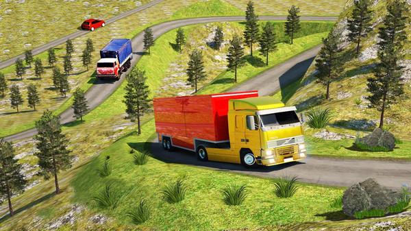 大越野卡车驾驶