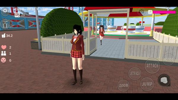 樱花学校模拟器