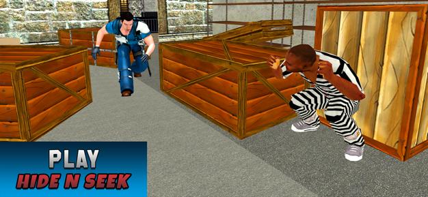 监狱体育比赛