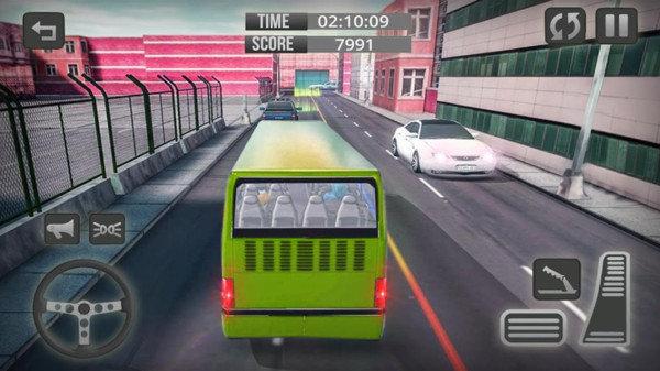 公交车司机2020
