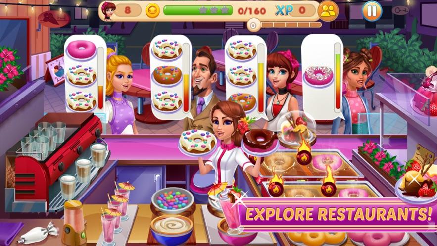 2020年厨房烹饪比赛