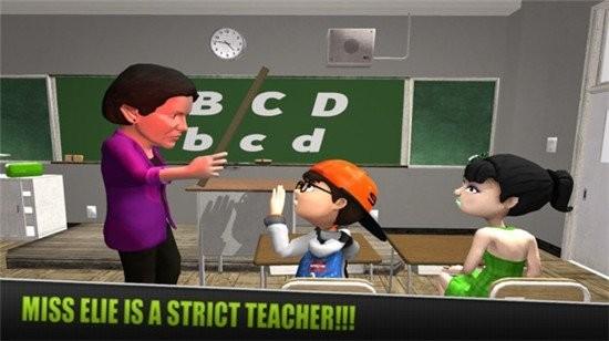 恐怖老师游戏下载中文版