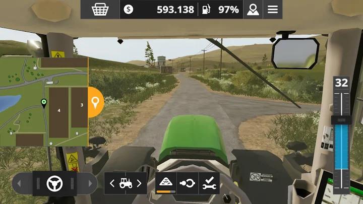 模拟农场20mod手机版