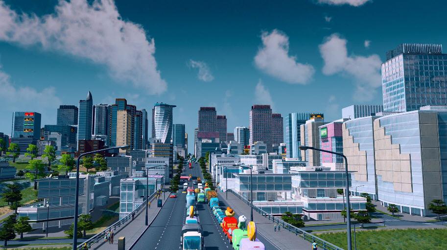 都市天际线安卓版手机