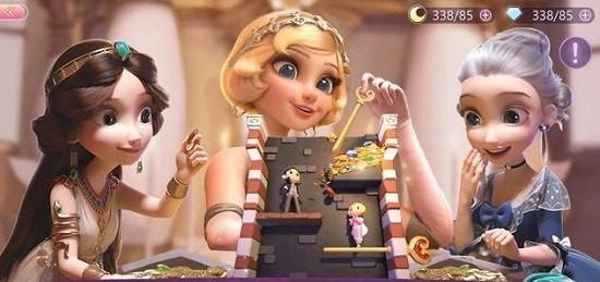 时光公主游戏