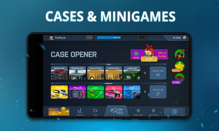 开箱模拟器游戏