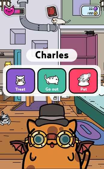 小偷猫中文版