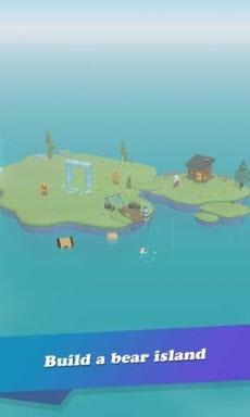 荒废的熊岛